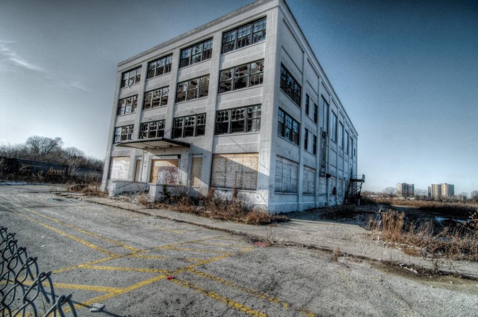 Kodak Building 9 exterior